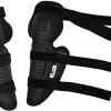 Amazon | コミネ(KOMINE) バイク用 トリプルニープロテクター3 Black フリー SK-608 2